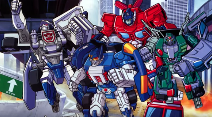 A TRANSFORMERS 3D ANIMATED MOVIE IS COMING TO NETFLIX